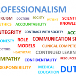 Medical Professionalism: Open for Dialogue? Part I